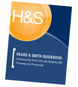 Click Here to Download our no cost Social Security Disability Guidebook